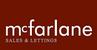 Mcfarlane's Sales & Lettings - Marlborough logo