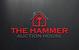 The Hammer Auction House logo