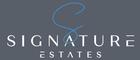 Logo of Signature Estates