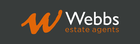 Webbs Estate Agents logo