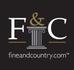 Fine & Country - Derby logo