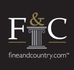 Fine & Country - Fakenham logo