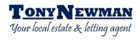Logo of Tony Newman Property Services