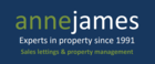 Anne James Sales, Letting & Management logo