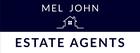 Mel John logo