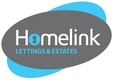 Homelink Lettings & Estates Logo
