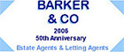 Barker & Co logo