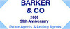Marketed by Barker & Co