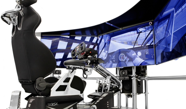 VRX racing simulator review: car gadget for the home ...