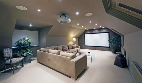 Top 10 Home Cinemas Zoopla