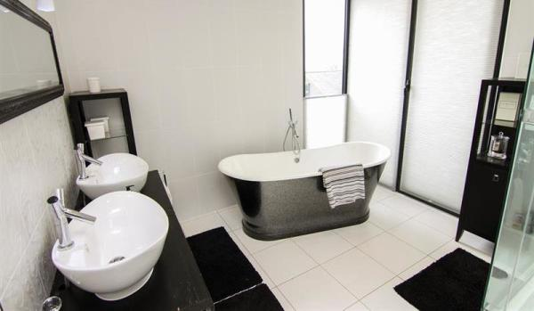 The Master Suite With Sitting Platform, Dressing Room And Ensuite Bathroom  Takes Up The Entire First Floor. There Are Two Further Bedrooms With  Ensuite ...