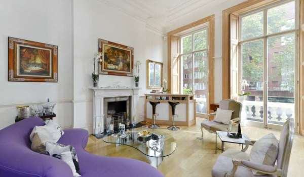 Luxury Apartment Close To Kensington Palace Up For Sale