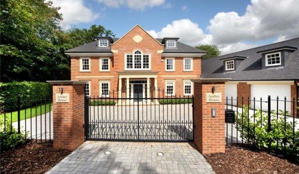 Million Pound Property London
