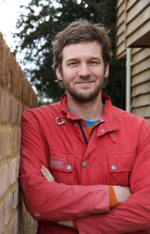 Free tickets to the homebuilding show with celebrity - Charlie luxton ...