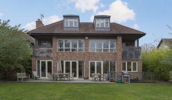 Exclusive Dame Margaret Rutherford 39 S Wimbledon Home For