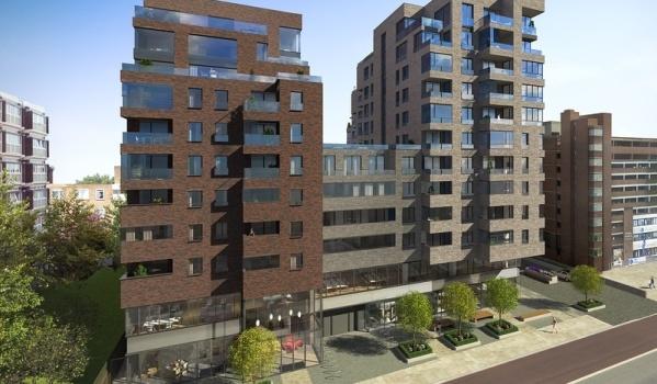 London Square Putney new build apartments