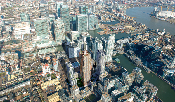 Canary Wharf Art Deco Skyscraper Sells Out In Four Hours