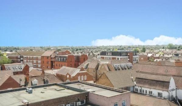 Chelmsford skyline