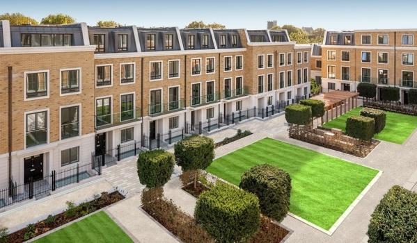 Guide to new housing developments zoopla for Modern house zoopla