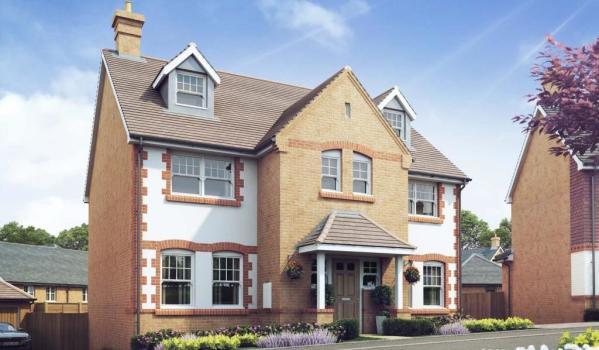 Spacious home in Aylesbury.