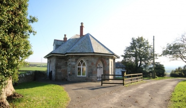 Tiny lodge in Bodmin