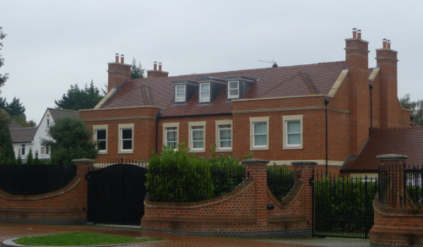 X Factor house in 2013.