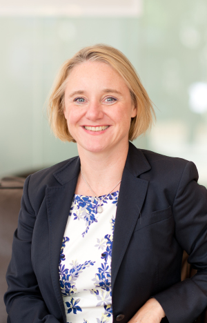 Fionnuala Earley of Hamptons International.