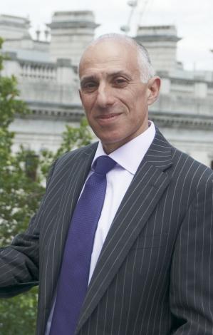 Simon Rubinsohn, RICS chief economist.