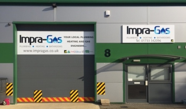 Impra-Gas new space.
