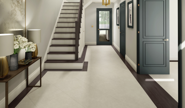 Staircase Ideas For Your Hallway That Will Really Make An: 5 Easy Ways To Make Your Hallway Look Bigger