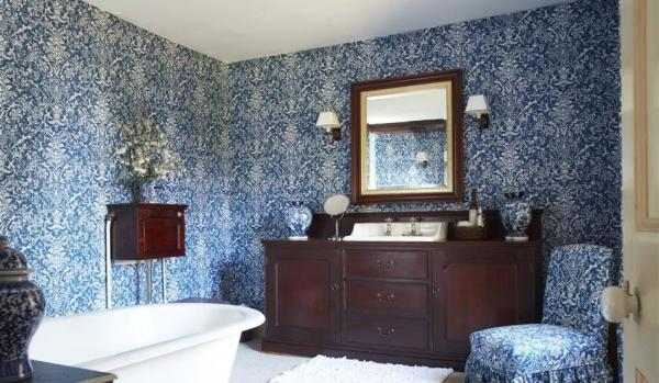 Feature Bold Patterns In Your Period Property.
