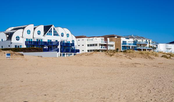 Luxury properties in Sandbanks