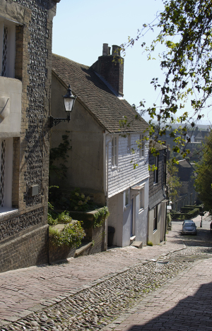 Period property in East Sussex village