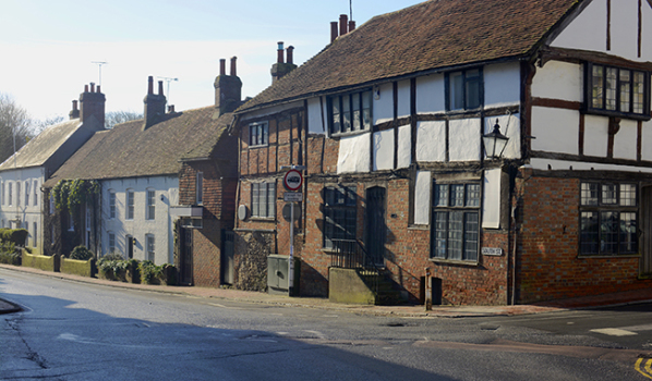 Period homes in East Sussex