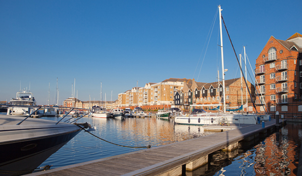 Waterside homes in East Sussex