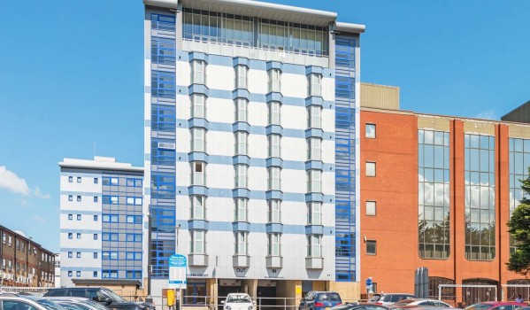 New flats in Romford