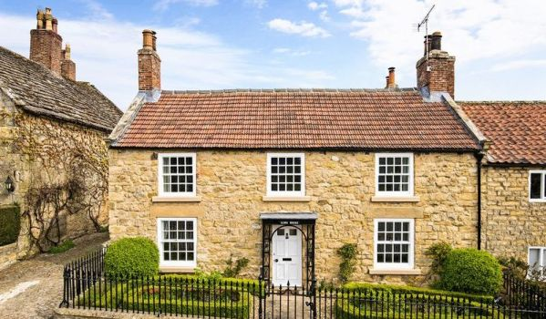 Grade II listed cottage in the North York Moors