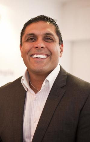 Ajay Jagota, chief executive of KIS Group.