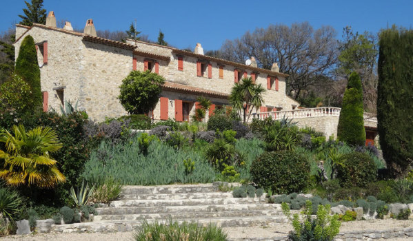 Traditional French property in Var.