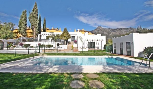 Spacious property in Malaga, Spain.