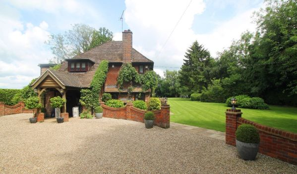 Essex family home with a large garden