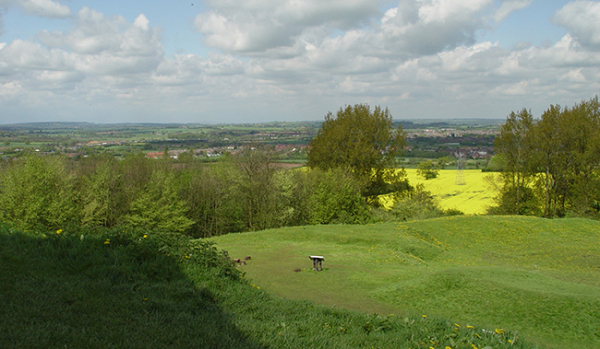Views of the Staffordshire countryside