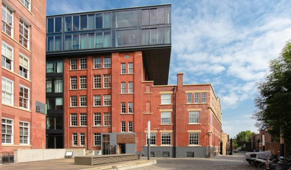 The Jam Factory development in South London