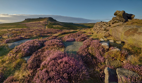 Carl Wark and Higger Tor, Peak District