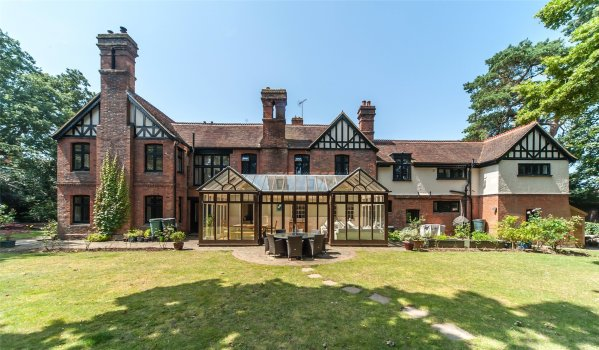 A grand seven bedroom house dating back to 1890