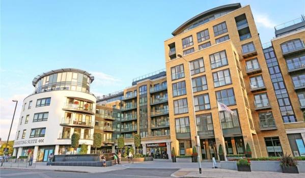 New apartments in Brentford