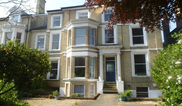 Victorian flats in Ipswich