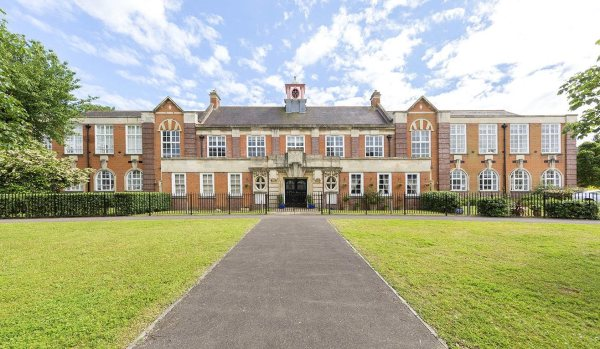 Grade II listed school converted into flats