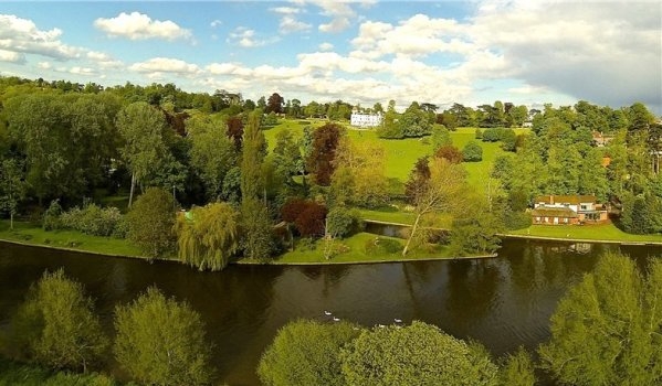 Property for sale in Wargrave.