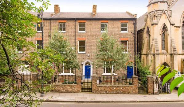 Property in the heart of Hampstead.